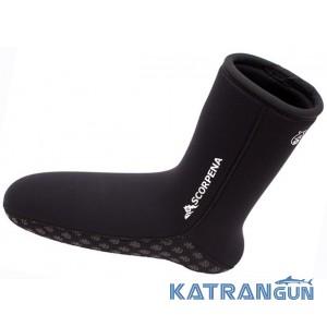 Носки неопреновые Scorpena A, 8 мм