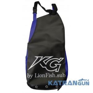 Сумка для раків KatranGun (від LionFish); мала; 2 кг; кишеня справа