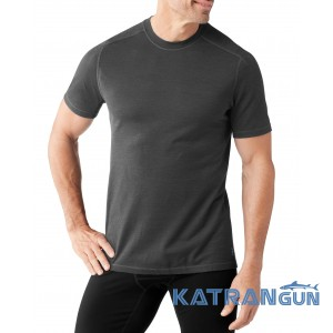 Термофутболка мужская из шерсти мериносов Smartwool PhD Ultra Light Short Sleeve Shirt New