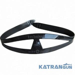 Ремінець для маски стандартний AquaLung; чорний (5 шт)