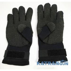 Кевларовые перчатки для подводной охоты IST Kevlar Gloves 3 мм