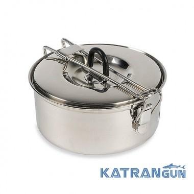 Туристическая кастрюля Tatonka Sherpa Pot 0.6 L