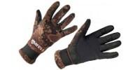 Как подобрать перчатки для подводной охоты