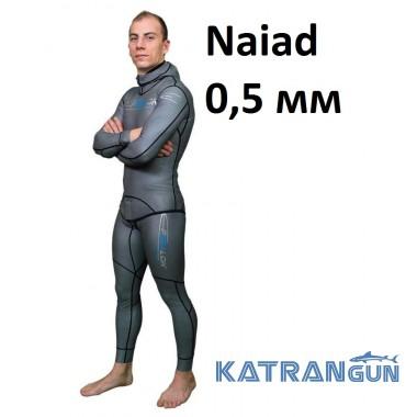 Гидрокостюм фридайвинг Epsealon Naiad 0.5 мм