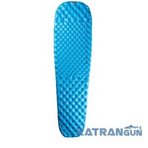 Надувний спальний килимок Sea To Summit Comfort Light Mat, без насоса