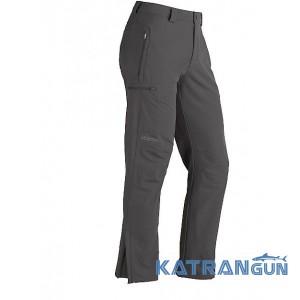 Удобные брюки софтшел Marmot Men's Scree Pant, Slate Grey