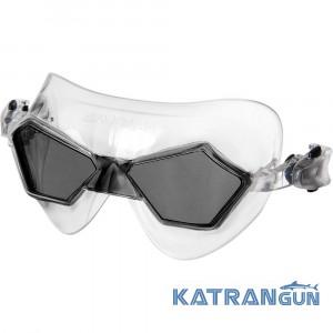 Очки-маска для бассейна Salvimar Jeko (прозрачный силикон)