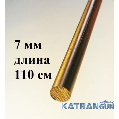 Прут калёный Salvimar 7 мм; длина 110 см