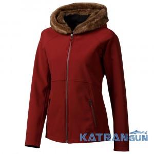 Куртка из софтшелловой ткани Marmot Wm's Furlong Jacket