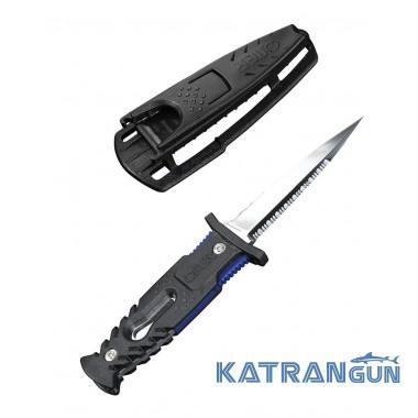 Короткий подводный Нож Omer Shogun