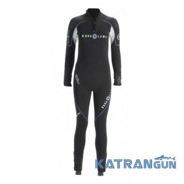 Жіночий гідрокостюм для холодної води AquaLung Balance Comfort 7 мм