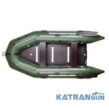 Тримісний надувний човен Bark BT-310S