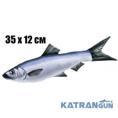 Подушка-игрушка Селедка (35х12 см)