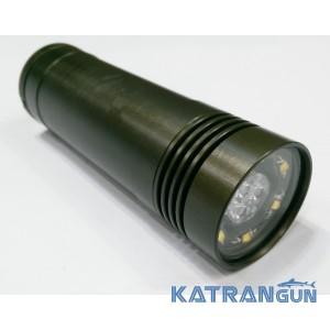 Підводний ліхтар Дніпро (без акумуляторів і зарядки)