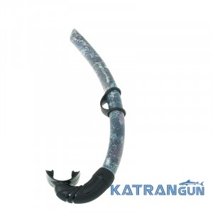 Трубка підводного полювання Marlin Classic Camo Black