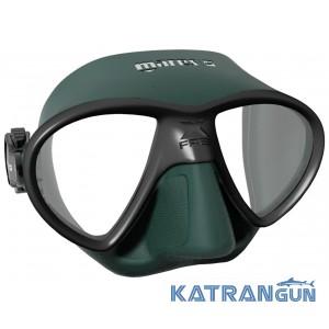 Отличная маска для охоты Mares X-FREE