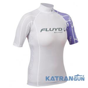Женская лайкровая футболка Salvimar Fluyd