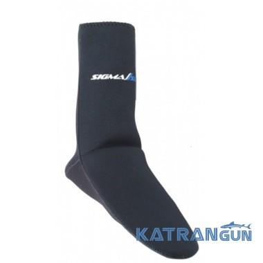 Sigma Sub Носки для подводного плавания 7 мм