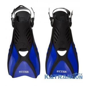 Компактні ласти IST FK31 Otter, Blue