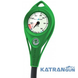 Манометр Aqua Lung 02 HP Gauge Oxygene