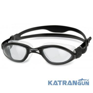 Очки плавательные Head Tiger LSR + стандартное покрытие