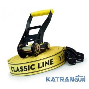 Слеклайн Gibbon Classic Line X13 15м
