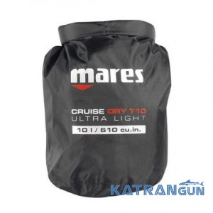 Водонепроницаемый мешок Mares T-Light 10 л