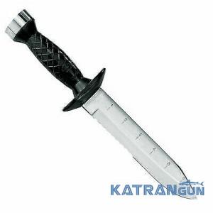 Нож водолазный Aqualung Master