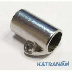 Скользящая втулка на гарпун Pelengas 8 мм; нержавеющая; с гидротормозом (производитель Pelengas)