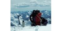 Что брать с собой в туристический поход зимой в горы Украины