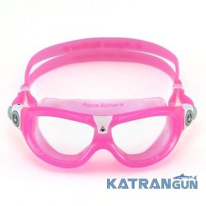 Детские очки для плавания Aqua Sphere Seal Kid 2, 6-12 лет