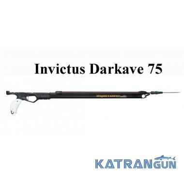 Арбалет з ергономічною рукояткою Omer Invictus Darkave 75