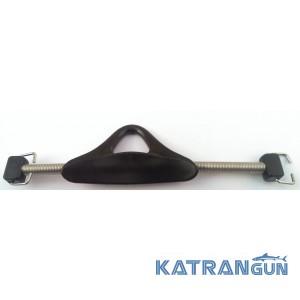 Ремешок к ластам с пружиной BS Diver; стальные универcальные пряжки