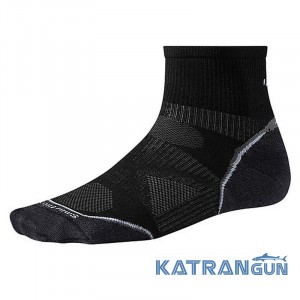 Носки для туризма Smartwool Mens PhD Cycle Ultra Light Mini