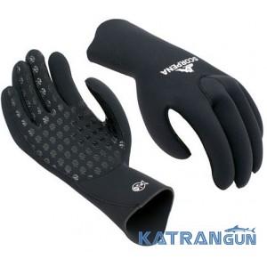 Лучшие перчатки для подводной охоты Scorpena B, 3мм