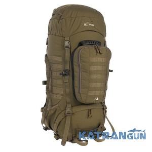 Военный тактический рюкзак Tatonka Range Pack Load 80 L Olive