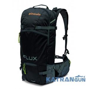 Маленький рюкзак для велосипеда Pinguin Flux 15 black