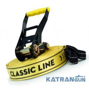 Слеклайн Gibbon Classic Line XL X13 25м
