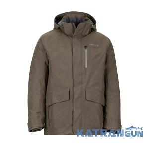 Классическая мужская куртка Marmot Yorktown Featherless Jacket, Deep Olive