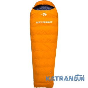 Спальний мішок Sea To Summit Trek TK1 Reg, orange