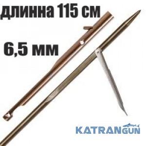 Гарпун Mares Speed к ружьям 6,5 мм Tahitian L 115 для Viper Pro