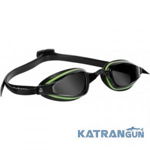 Стартові окуляри для плавання Michael Phelps K180; лінзи темні