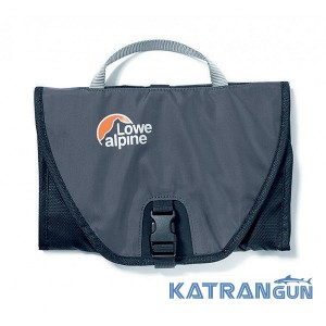 Косметичка дорожная Lowe Alpine TT Roll-Up Wash Bag