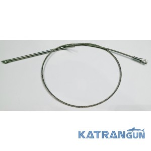 Кукан риб'яче око Katrangun; нержавіючий