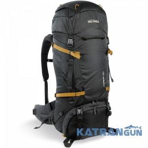 Надежный туристический рюкзак Tatonka Karas 60 +10 Black