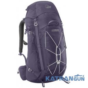 Жіночий рюкзак для трекінгу Lowe Alpine AirZone Pro + ND 33:40 Aubergine