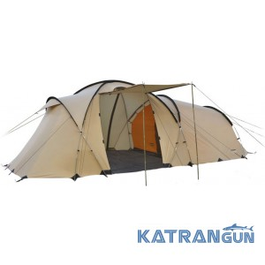 Палатка для кемпинга Pinguin Omega 6, Sand