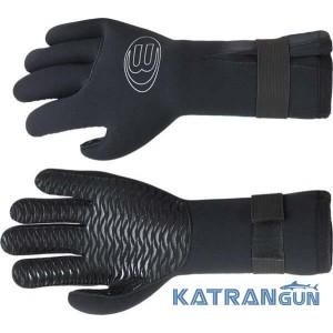 Перчатки для подводного плавания Bare Gauntlet Glove 5 мм