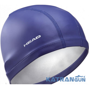 Шапочка для плавания комбинированная Head Nylon-Spandex PU Coating