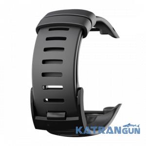 Ремешок Suunto D4 / D4i; резиновый; чёрный